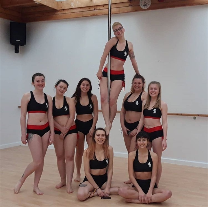Pole Fitness Taster Sessions