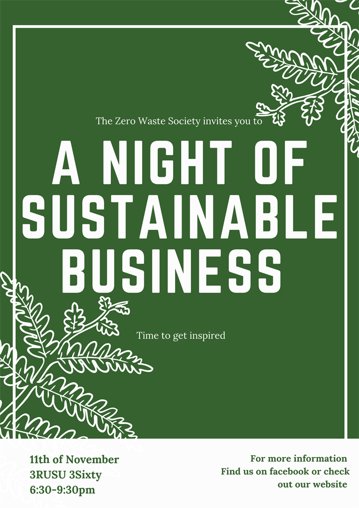 Night Of Sustainable Business