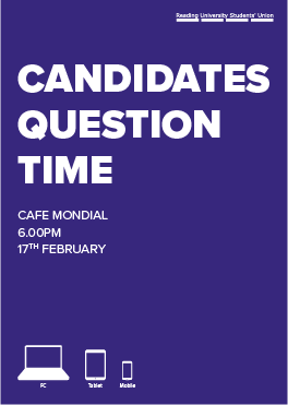 Full-Time Candidates Question Time