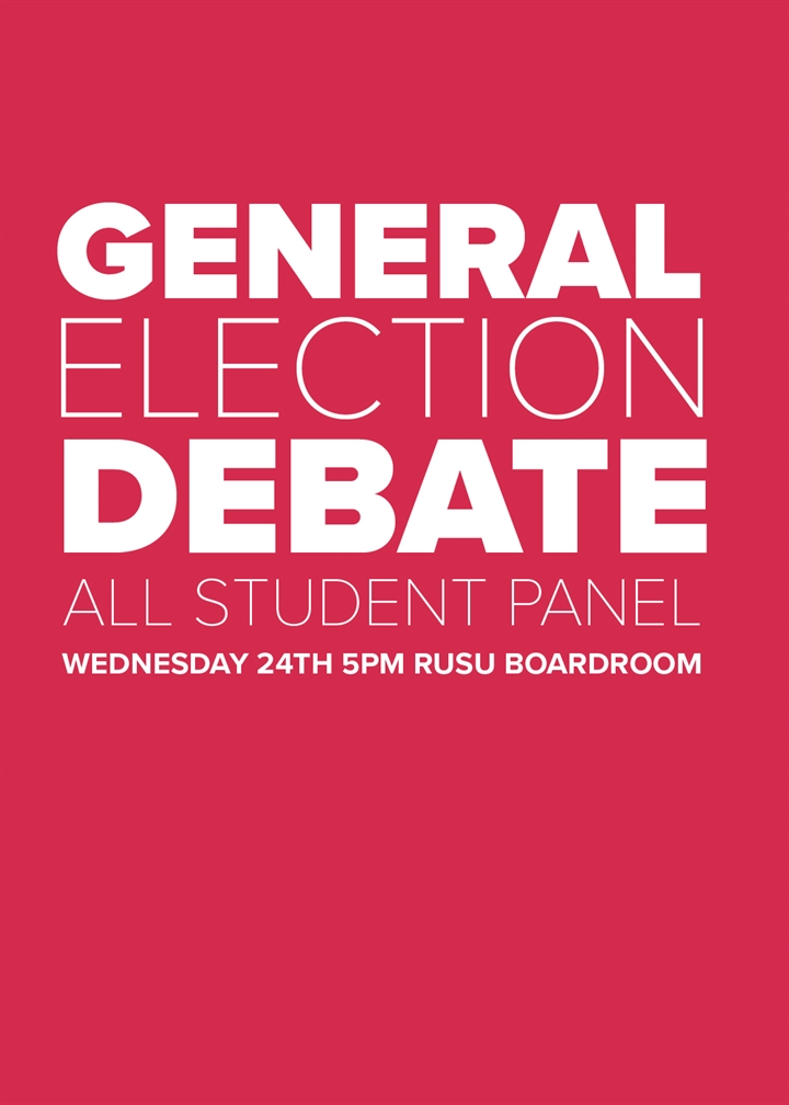 General Election Debate