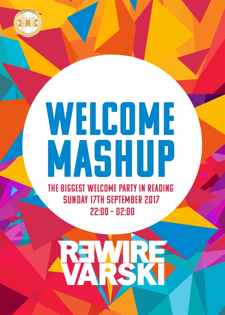 Welcome Mash Up 2017
