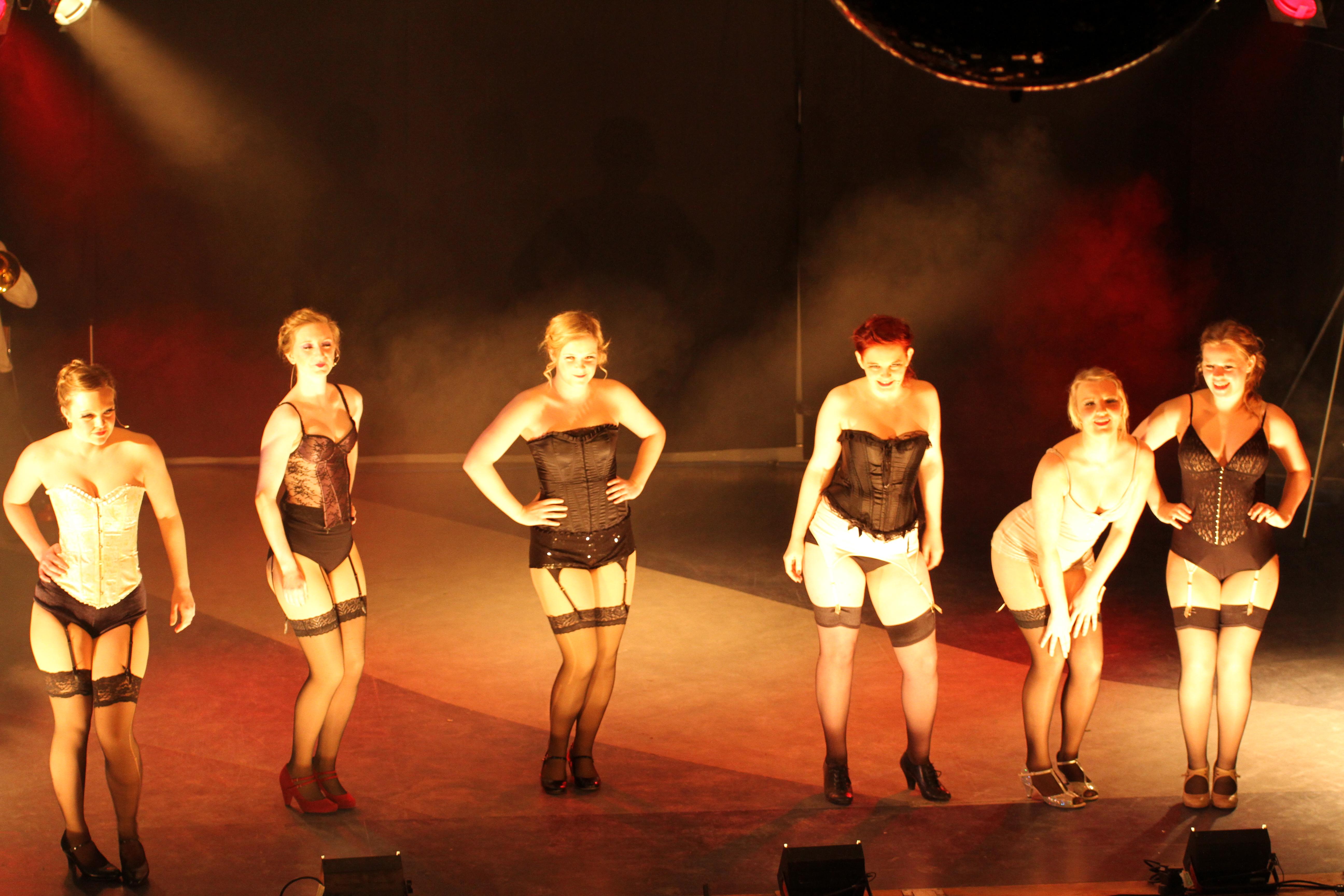 Cabaret 2012 Great Success Rusu