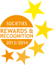 Five star logo for Rewards and Recognition