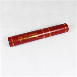 University of Reading degree tube