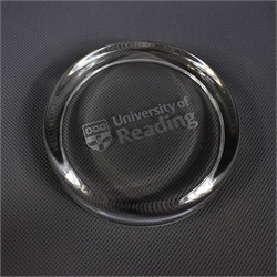 University of Reading paperweight