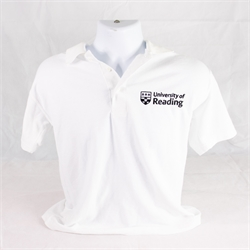 Image for Polo Shirt White S