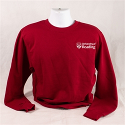 Image for Red Hot Chilli Crested Sweatshirt XS