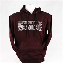 Image for Classic Hoody Top - Colour Burgundy XS