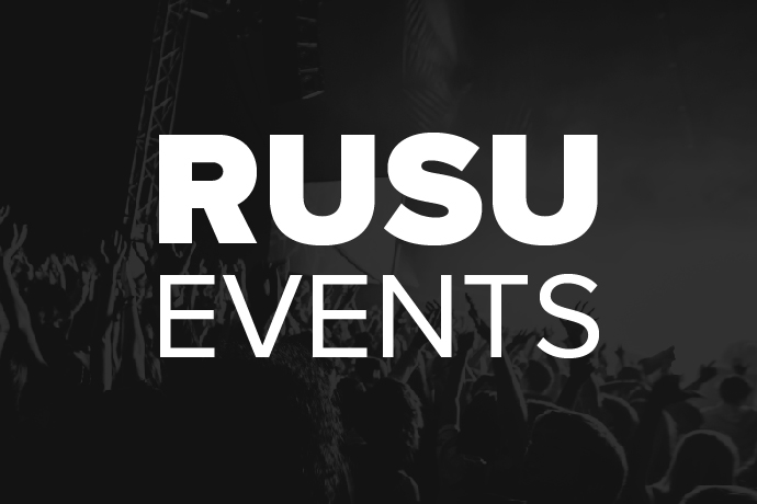 RUSU events