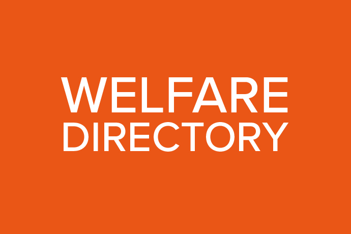 Reading University Students' Union Welfare Directory