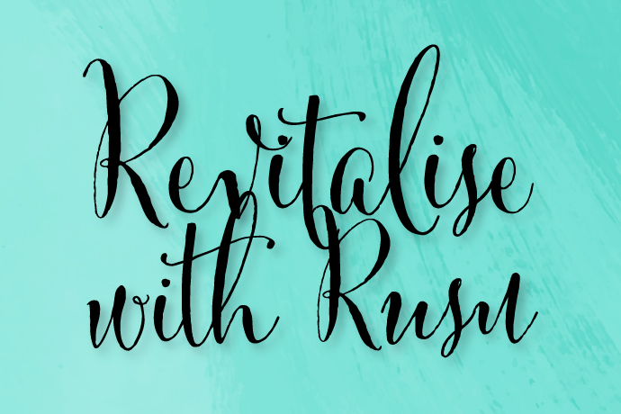 Revitalise with RUSU