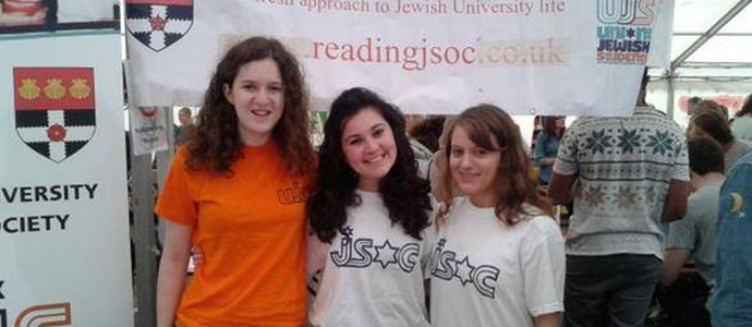 Reading University Students' Union Jewish society