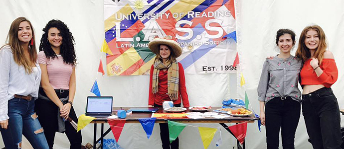 Reading University Students' Union Latin American & Spanish society