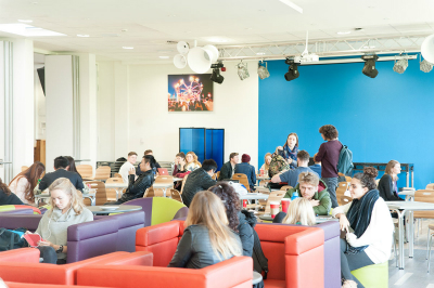 Monterey Lounge in Reading University Students' Union