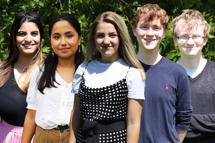 Reading University Students' Union student officers and representation