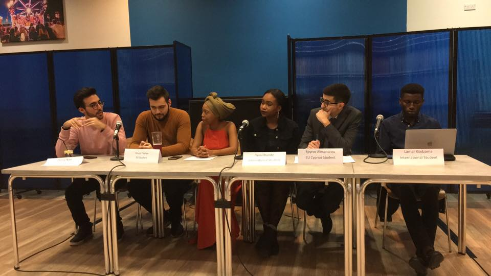RUSU Black history panel discussion