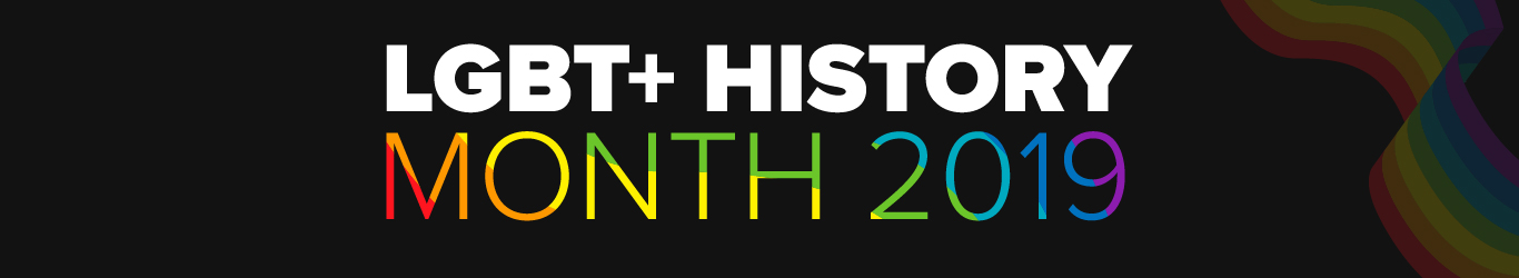RUSU LGBT+ History Month campaign 2018-19