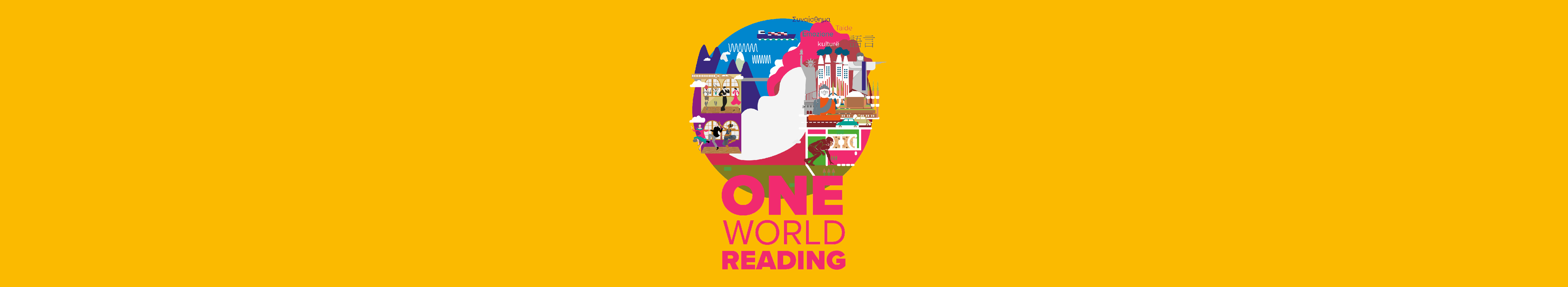 RUSU One World Reading campaign 2017-18