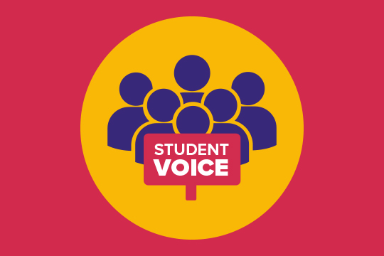 RUSU student voice membership elections