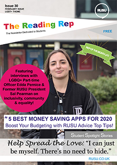 Read issue 30 of the Reading Rep