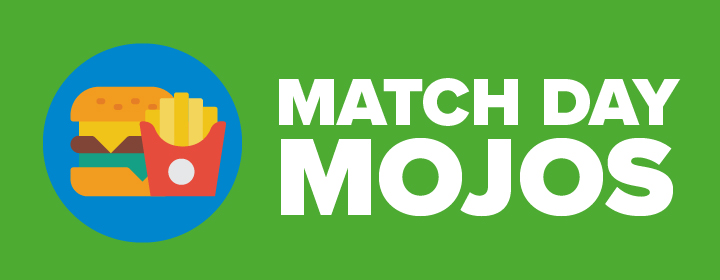 RUSU Activities Officer 2018 match day Mojos policy