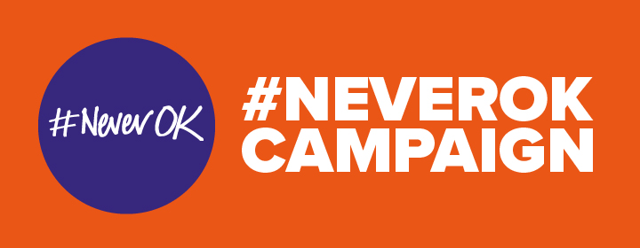 RUSU Welfare Officer 2018 #NeverOK campaign policy