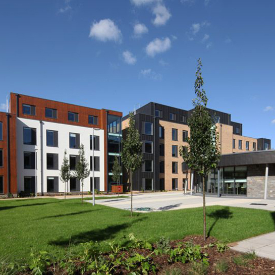 Kendrick Hall at University of Reading